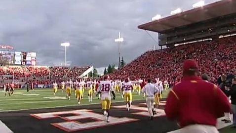 USC vs. OSU football, September 25, 2008