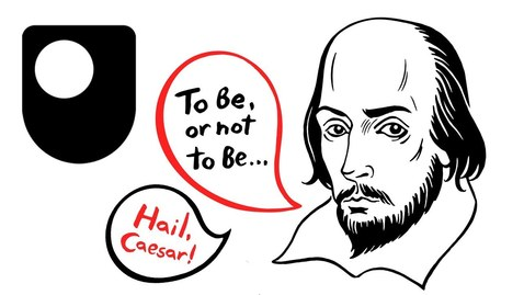 Thumbnail for entry Shakespeare: Original pronunciation (The Open University)