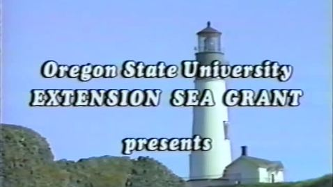 "Thumbnail for entry ""Oregon's Rocky Intertidal,"" 1996"
