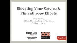 AHP Videos | Office of Student Life | Oregon State University