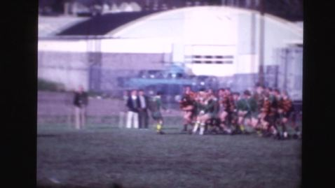 OSU vs. Oregon rugby, 1968 (Part 2 of 2)