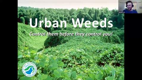 Thumbnail for entry Urban Weeds with Jacob Rose, East Multnomah Soil and Water Conservation District