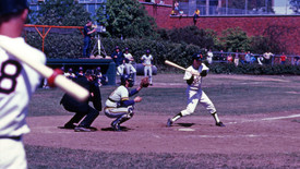Thumbnail for entry Beavers vs Ducks Baseball Game, 1975 (FV P 057:087)