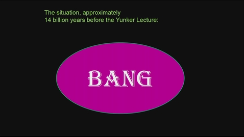 Thumbnail for entry 25th Annual Yunker Physics Lecture