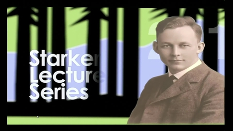 Thumbnail for entry Starker Lecture Series-Ethan Martin