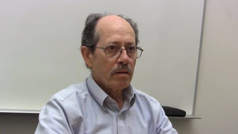 Thumbnail for entry Una entrevista oral con Juan Gómez / An oral history interview with Juan Gómez