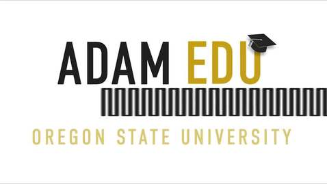 Thumbnail for entry ADAM Audio at OSU: How You Got Your Start