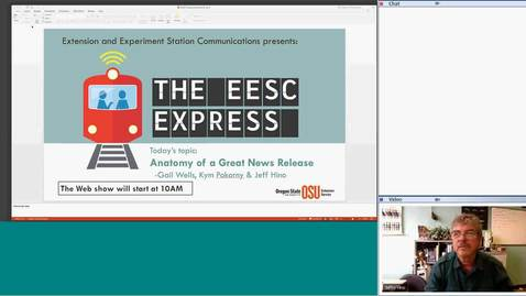 EESC Express- May 2016 - Anatomy of a Good Press Release - Clipped by Jeffry Hino