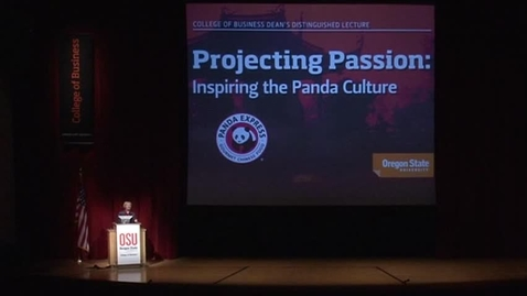 Thumbnail for entry 2012 College of Business Dean's Distinguished Lecture - Kevin Cherng-Tsu Ying