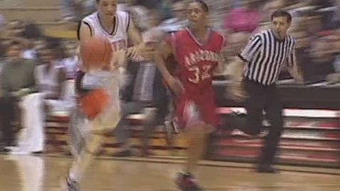 Thumbnail for entry Oregon State University men's and women's basketball montage, 1996-1997