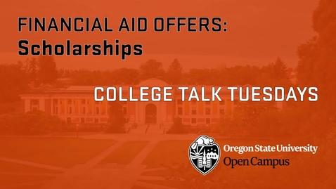 Thumbnail for entry CTT 4 Scholarships