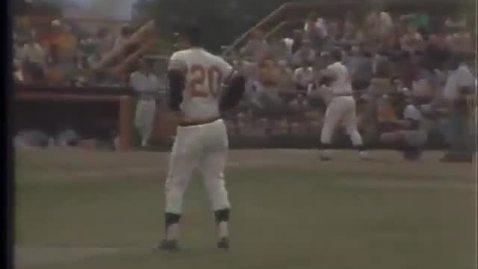 Thumbnail for entry OSU Baseball Coach Jack Riley, 1982