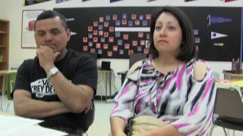 Thumbnail for entry Una entrevista oral con Adelina Robles y Gabriel Que (video)