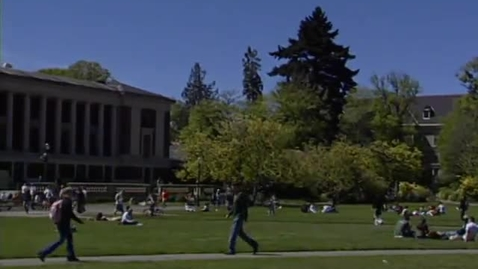 """Thumbnail for entry """"Oregon State University Extended Campus,"""" circa 2000s. [OSU Ecampus promotional film]"""