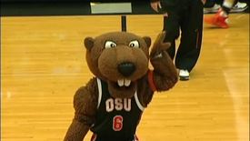 Thumbnail for entry Oregon State University men's basketball footage, December 2008 - January 2009