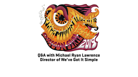 Thumbnail for entry 2019 Phish Studies Conference | Q&A with Michael Ryan Lawrence Director of We've Got It Simple