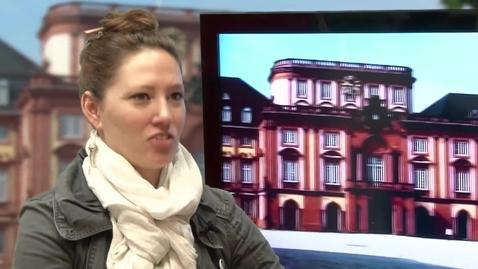 "Thumbnail for entry ""Dr Haydrogen German Vids,"" [KBVR-TV Show] circa 2013"
