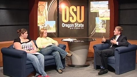 """Thumbnail for entry """"Campus View"""" [KBVR-TV Show], May 20, 2008"""