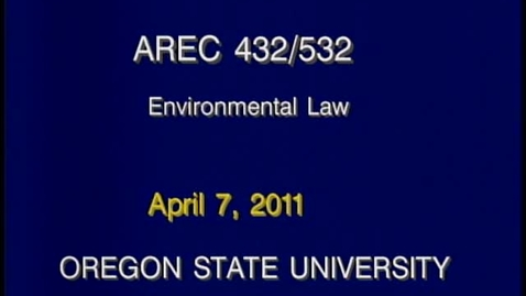 Thumbnail for entry AREC 432/532 - Lecture 04