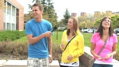 """Thumbnail for entry """"The Beaver Sports Show"""" [KBVR-TV], Spring 2010"""