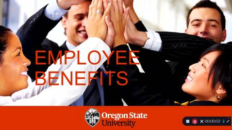 Thumbnail for entry  Employee Benefits - University Days Video