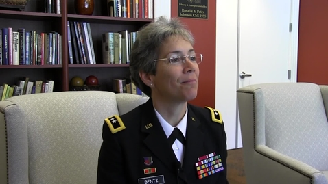Thumbnail for entry Julie Bentz