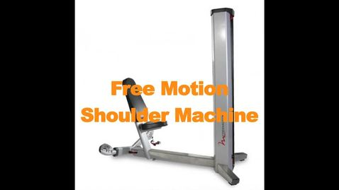 Thumbnail for entry Shoulder Machine