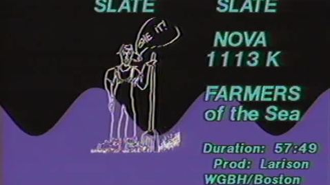 """Thumbnail for entry """"Farmers of the Sea,"""" 1984"""