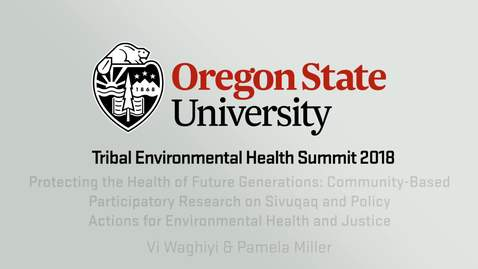 Protecting the Health of Future Generations
