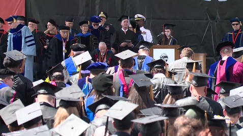 Thumbnail for entry 148th Annual Oregon State University Commencement (2017) - Alma Mater