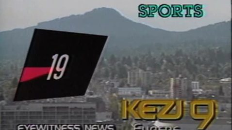 Thumbnail for entry Oregon State University football montage, 1993