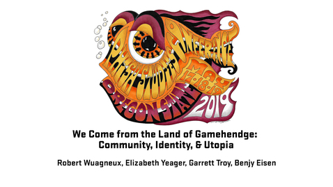 Thumbnail for entry 2019 Phish Studies Conference | We Come from the Land of Gamehendge: Community, Identity, & Utopia