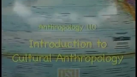 Thumbnail for entry ANTH 110 - Rosenberger, Uzbek lecture