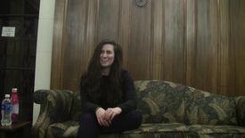 Thumbnail for entry Rachel Grisham oral history interview, February 14, 2018