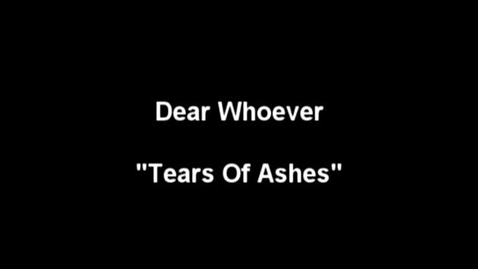 """Thumbnail for entry """"The Meow Meow Show"""" [KBVR-TV] - Dear Whoever perform their song, """"Tears of Ashes,"""" 2004"""