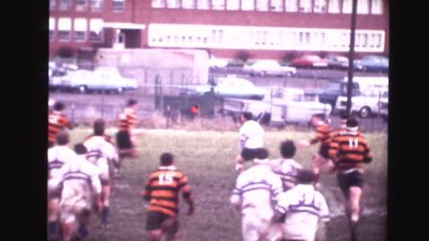 OSU vs. Washington rugby, ca. 1969