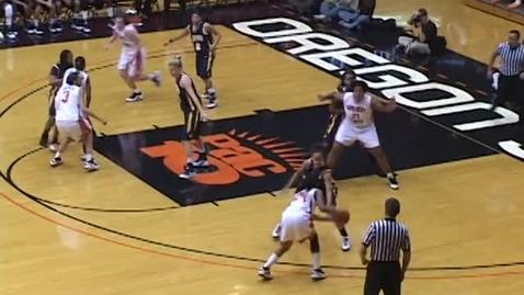 "Thumbnail for entry ""The Beaver Sports Show""  [KBVR-TV], January 2009"