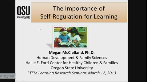 Thumbnail for entry S.T.E.M. Education Lectures