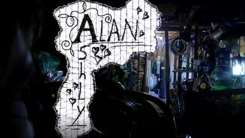 "Thumbnail for entry Kevin England, ""Alan & Ashly"" [KBVR-TV], circa 2007"