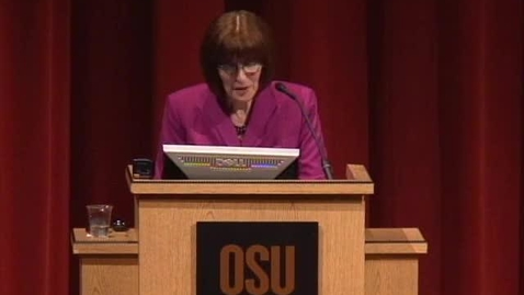 Thumbnail for entry 2013 University Day Keynote Address
