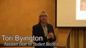 Thumbnail for entry Graduate Student Success: Resources and Opportunities