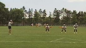 Thumbnail for entry Oregon State University football montage, 1992