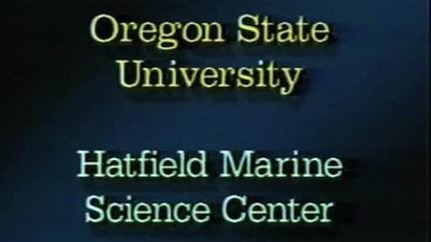 Thumbnail for entry Hatfield Marine Science Center Slide-Tape Program, ca. 1992. (1 of 2)