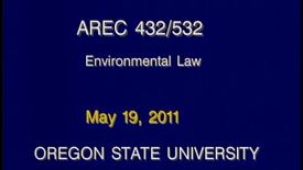 Thumbnail for entry AREC 432/532 - Lecture 15