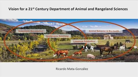 Thumbnail for entry 2019-11-13 Animal and Ranceland Sciences Dept. Head - Ricardo Mata-González
