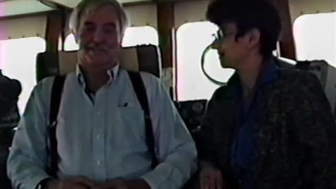 Thumbnail for entry Interview with Captain Barry Fisher - Part 1. August 1987.