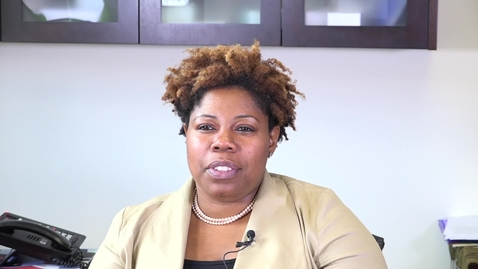 Thumbnail for entry Orientation welcome message by Vice Provost and Dean of the Graduate School Jennifer Brown