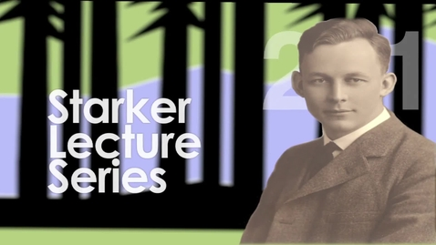Thumbnail for entry 2019 Starker Lecture Series: Don Ivy and Darin Jarnaghan
