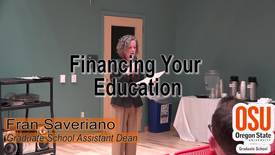 Thumbnail for entry Tips for financing your graduate education