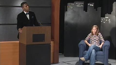 "Thumbnail for entry ""OSU Dating Game"" [KBVR-TV], November 11, 2008"